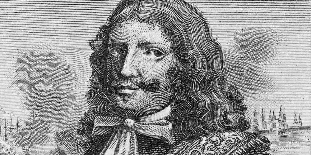 Генри Морган - пиратский адмирал, спрятавший часть награбленного на острове Кокос / alternathistory
