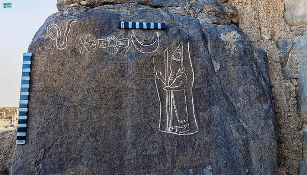 Изображение последнего царя Вавилона