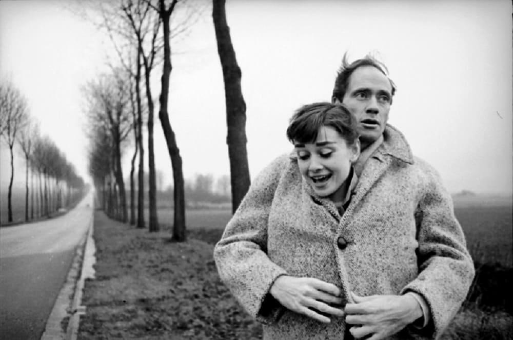 Мел Феррер и Одри Хепберн / vintageposters.ru