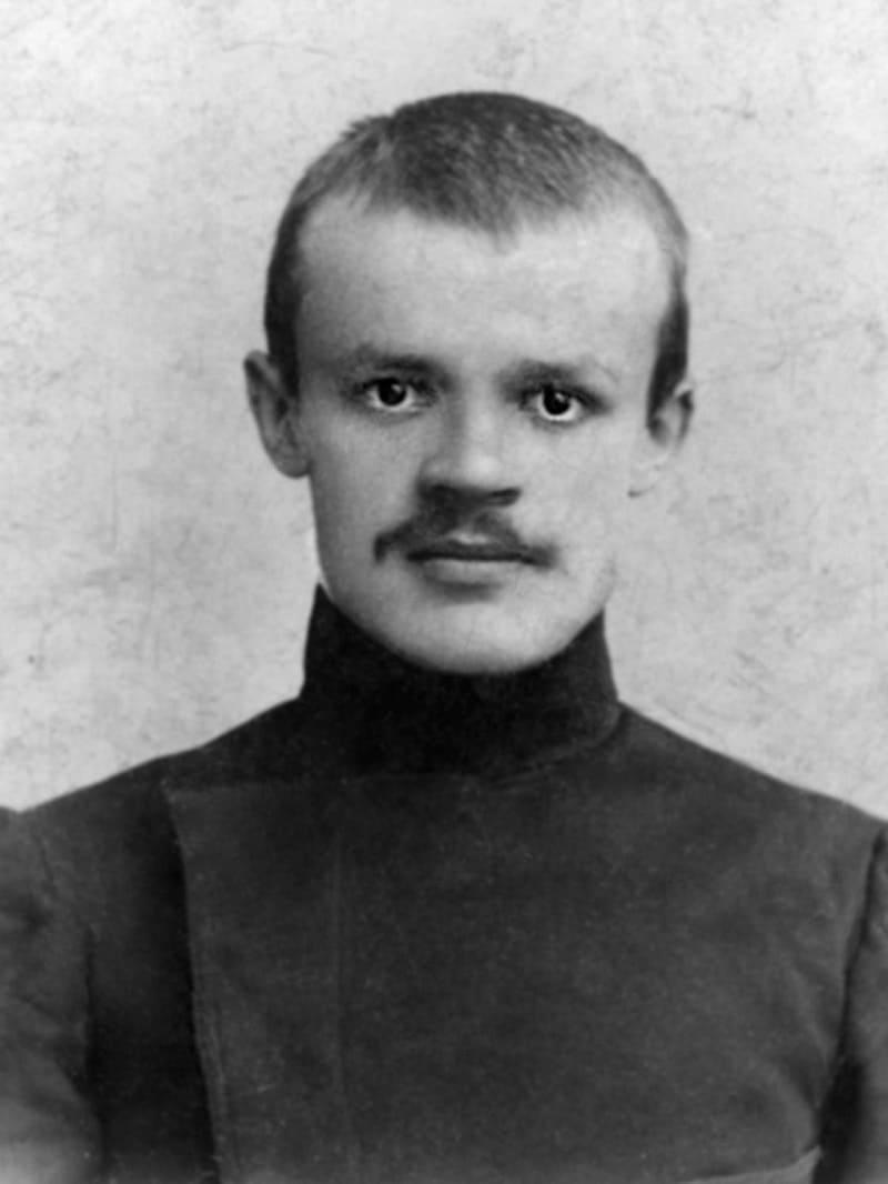 Молодой Николай Некрасов