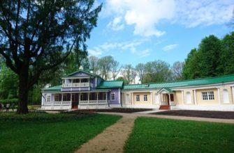 Музей-заповедник «Спасское-Лутовиново»