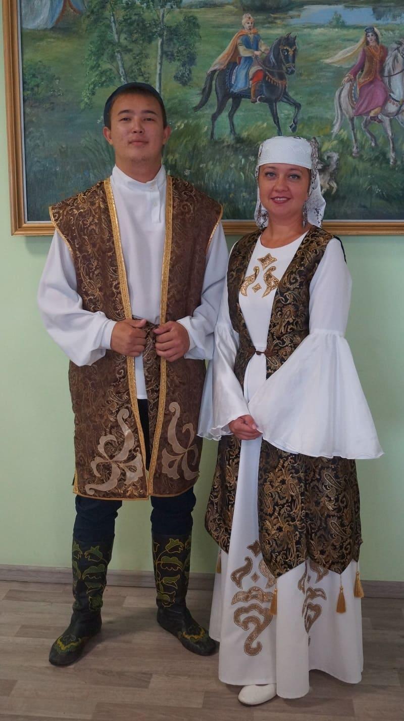 Национальные костюмы сибирских татар красивы и колоритны / cstk.tatar