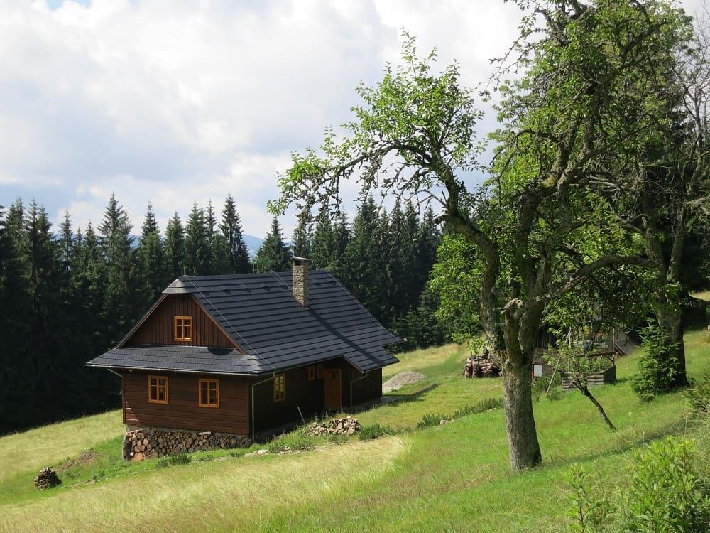 Наверное, в таком чистом и красивом домике живёт Бефана / pxhere