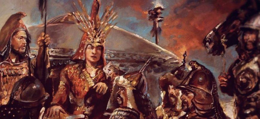 Саки Традиции народа \ zalan kertai \ artstation.com