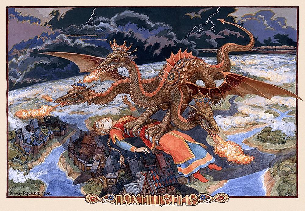 Скипер-Змей / © Виктор Корольков