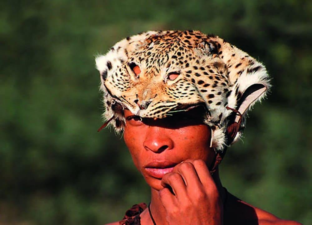У бушменов более светлая кожа,чем у других племен Африки / filosofiaotdyha.ru