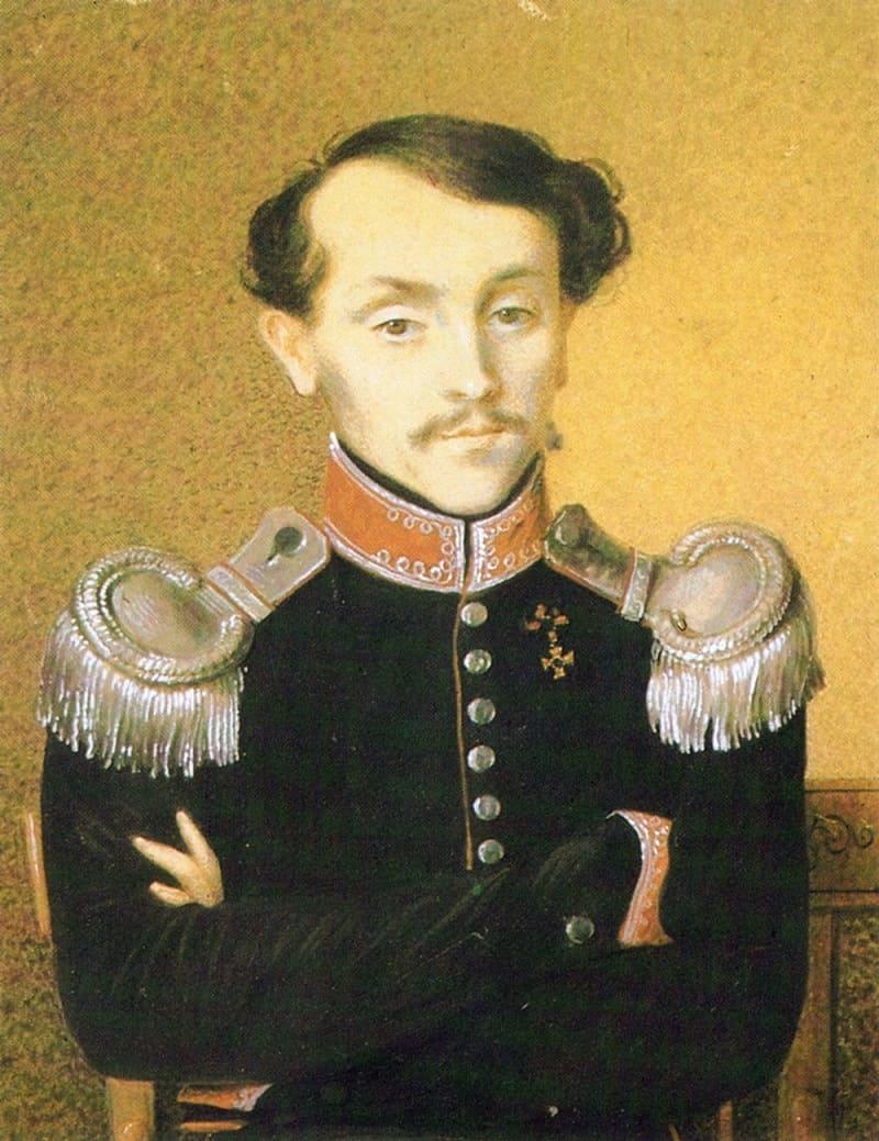 Отец Льва Толстого - Николай Ильич / rg.ru