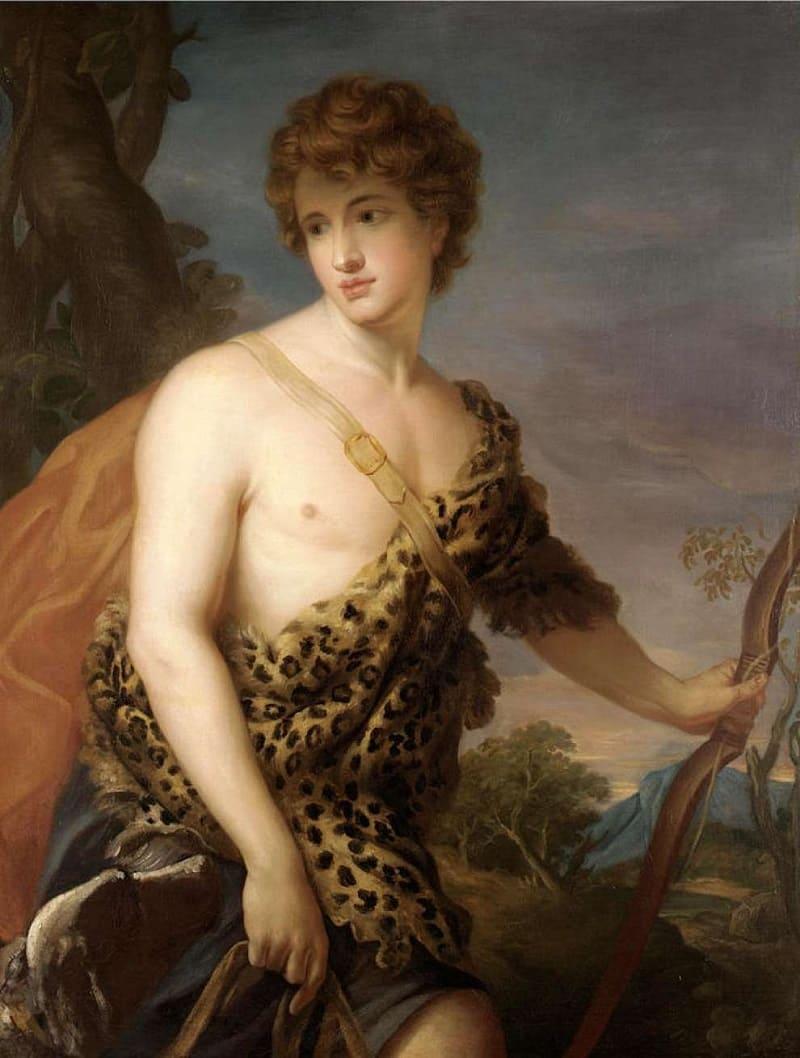 Благодаря помощи Илифии на свет появился красавец Адонис / cyprusalive.com