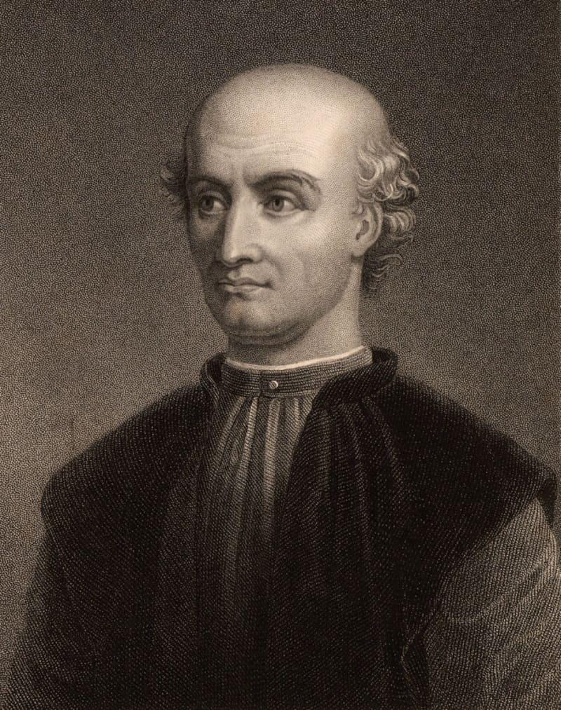 """Донато Браманте, любимец папы Юлия II, стал косвенным """"виновником"""" создания шедевра Микеланджело"""