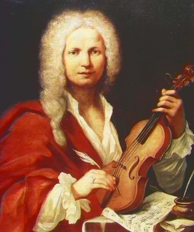 Франсуа Морелон де ля Кавэ «Портрет Антонио Вивальди», 1723 год Местонахождение: Музей музыки, Болонья, Италия