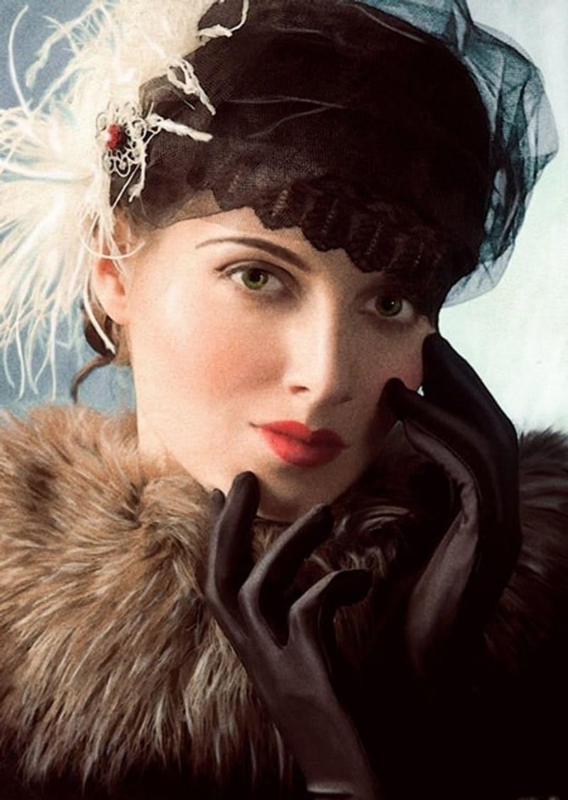 Горжетка и украшает, и защищает от холода / surprisse.com