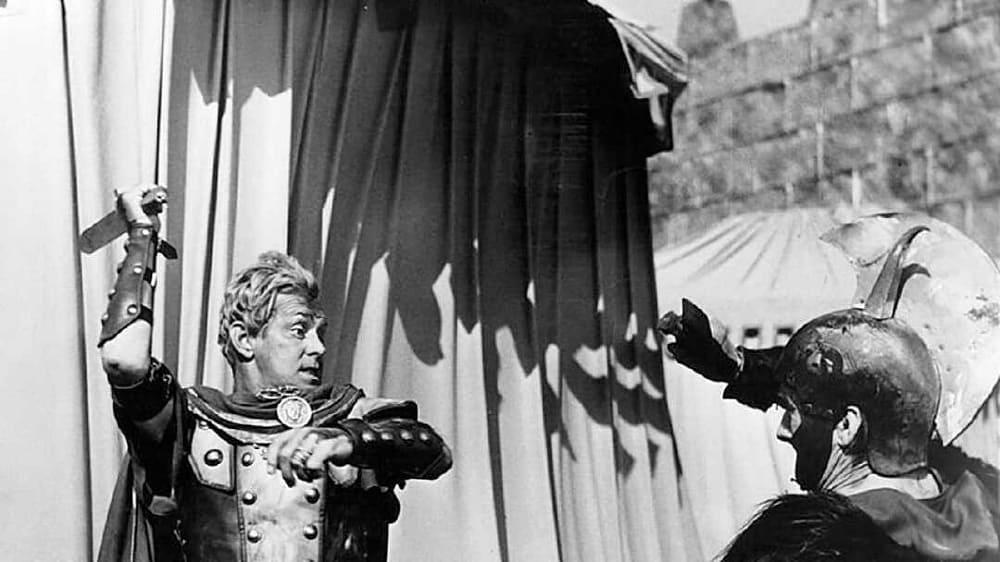 Кадр из фильма «Горации и Куриации», 1961 год