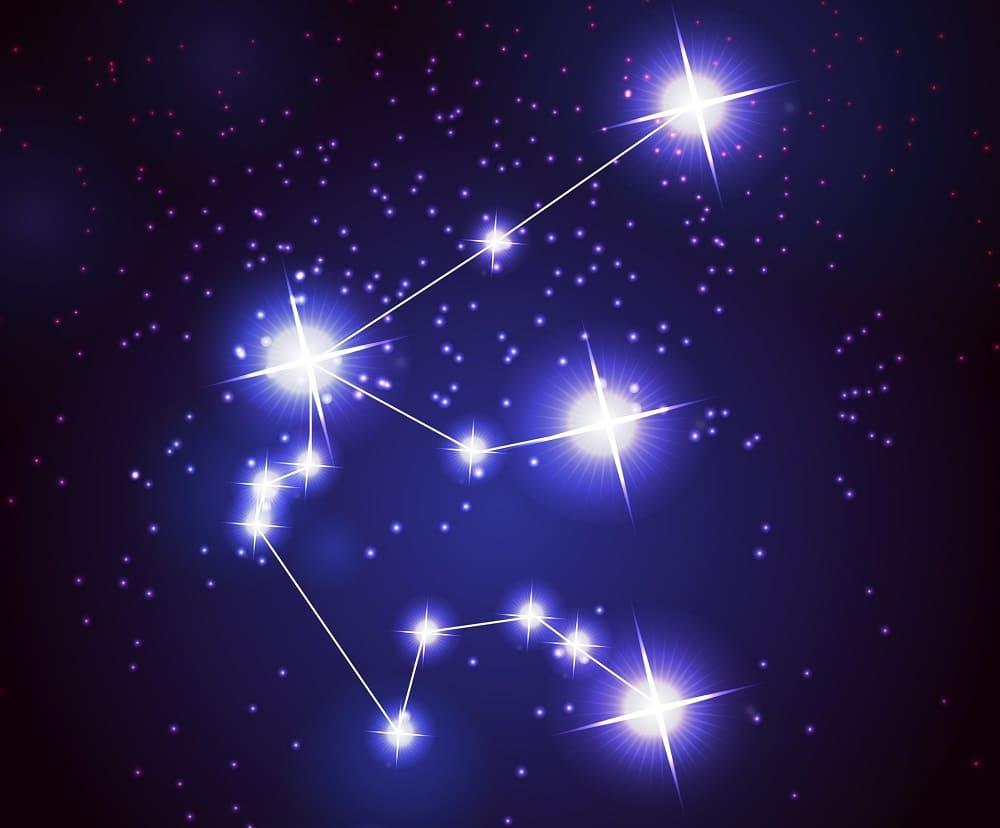 Кекроп был помещён на небо в Созвездие Водолея / awakenastrology.com