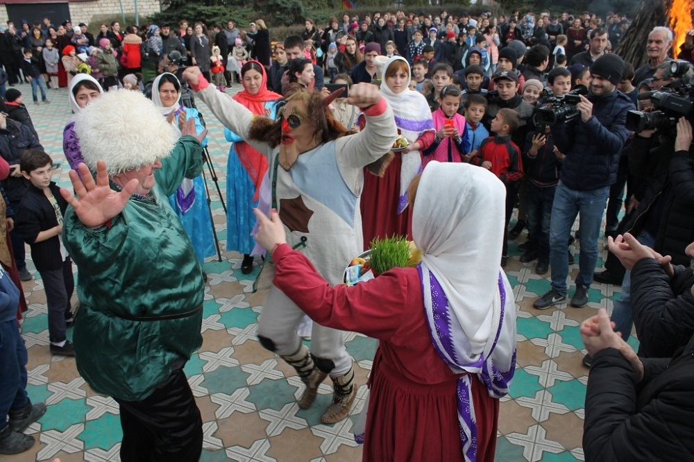 Лезгины отмечают Праздник Весны / suleiman-stalskiy.ru