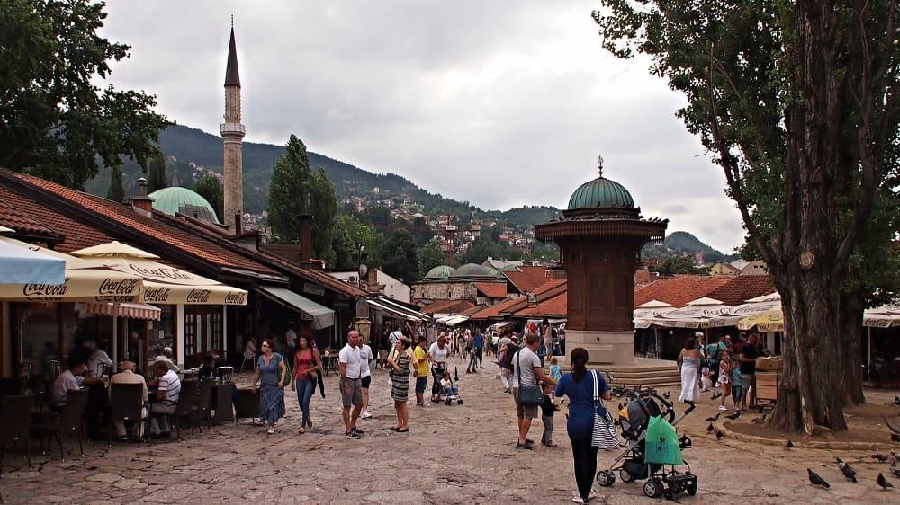 Население Боснии и Герцеговины носит собирательное название боснийцы / © Patrick M / Flickr.com