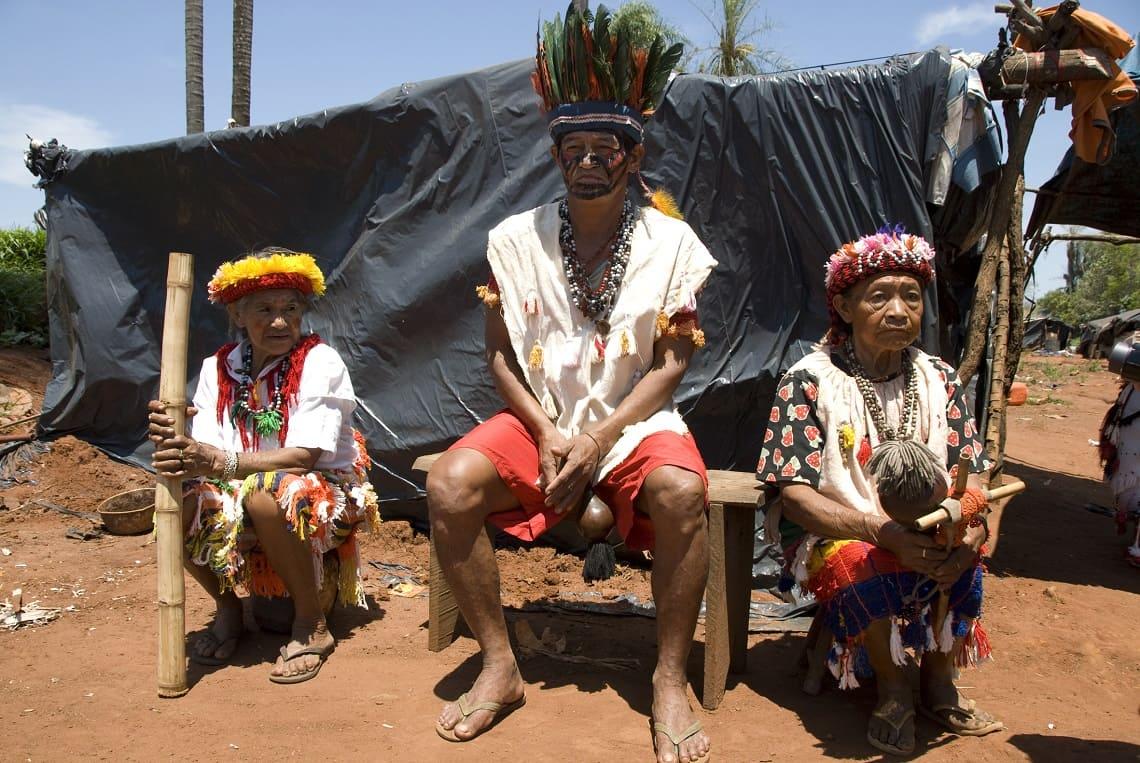 Представители народа гуарани / lifegate.com
