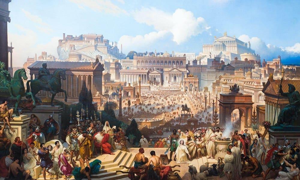 Вечный город Рим / fishki.net