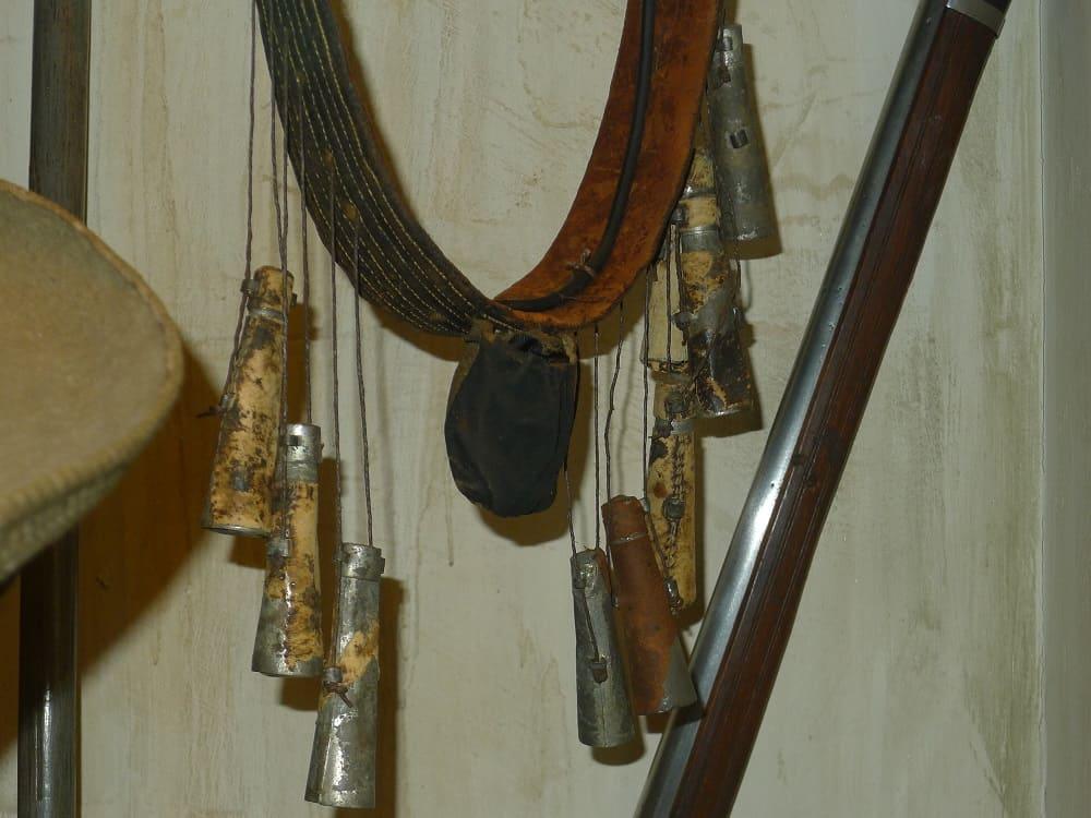 Берендейка западного образца Местонахождение: Музей шведской армии, Стокгольм, Швеция
