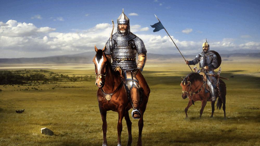 Хазары - возможные предки кумыков / © The Forward