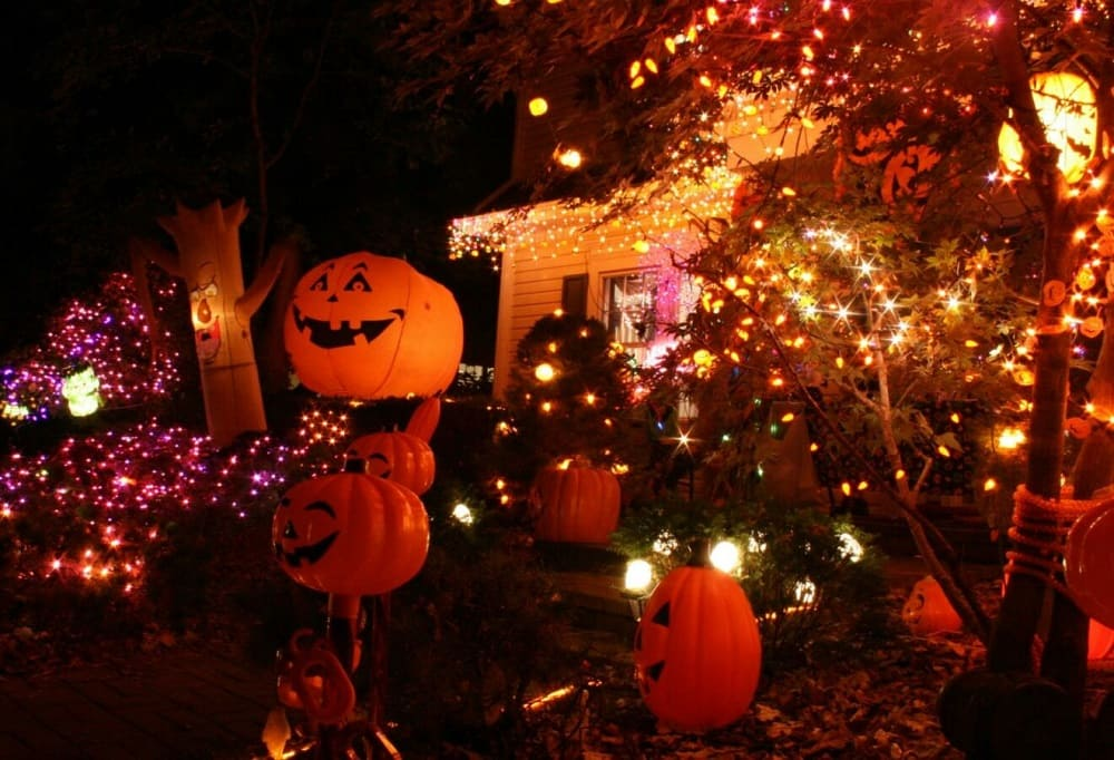 Хэллоуин в Англии / etot-prazdnik.ru