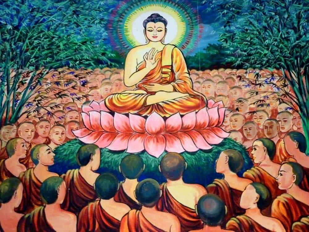 Манака-лока - мир людей / © Paw Oo / photodharma.net