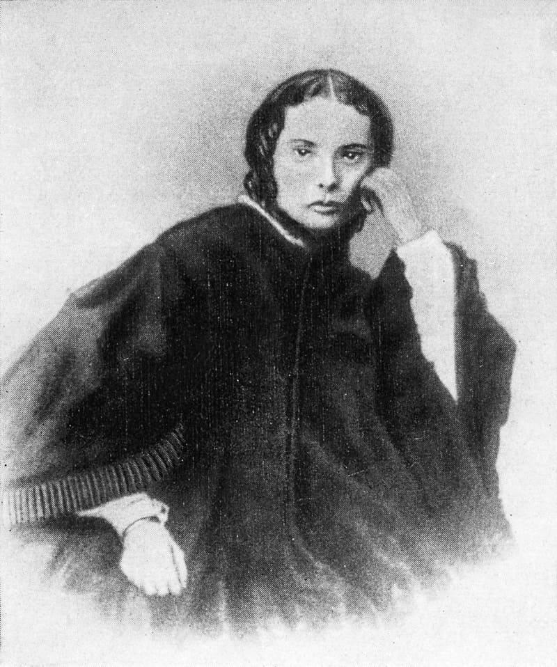 Мария Дмитриевна Достоевская - первая жена Ф.М. Достоевского / © К. Шапиро