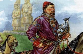 Половцы Олег Фёдоров Половецкий хан, XII-XIII века, sundukistorii.blogspot.com