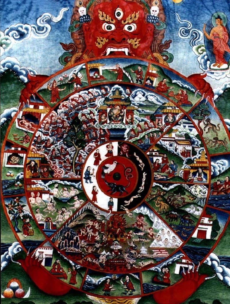 Пребывание души в круге сансары не является бесконечным / k-istine.ru