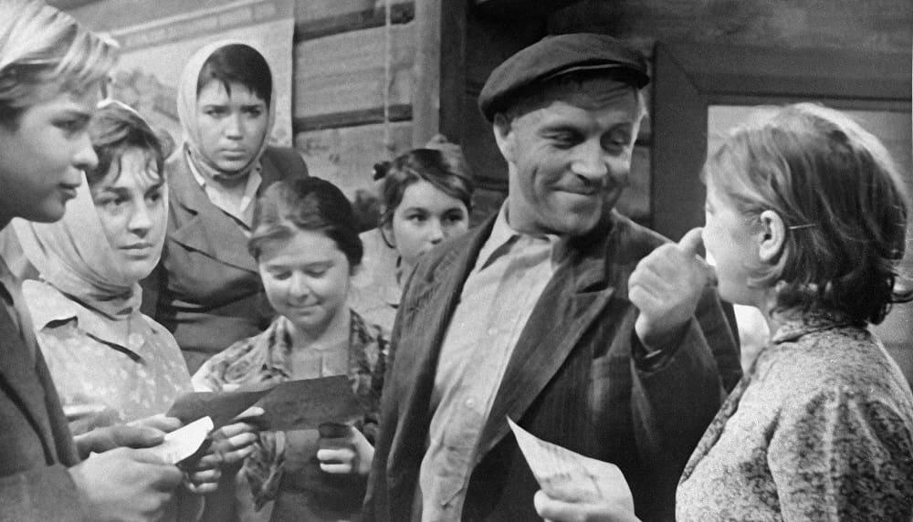 Роль Егора Трубникова в фильме «Председатель» (1964 год) принесла Михаилу Ульянову всесоюзную популярность