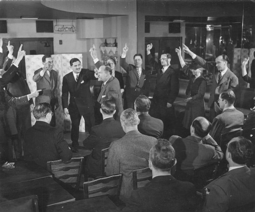 Семинары и лекции Дейла Карнеги быстро набирали популярность