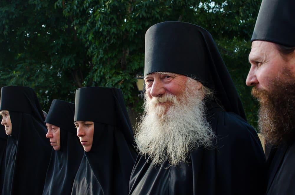 Священнослужители / © РИА PrimaMedia / primamedia.ru