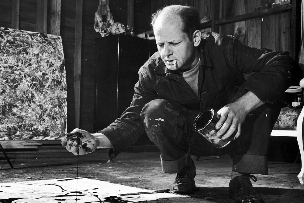 Так рождались картины Джексона Поллока