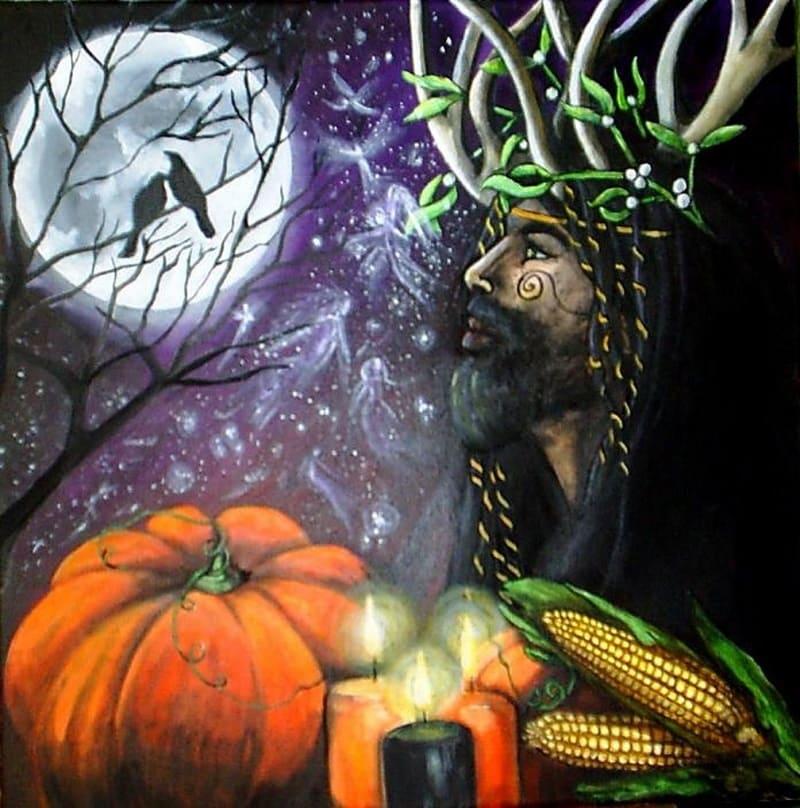 Урожай собран, приходит ноябрь, начинается время властвования Самхэйна / periodistadigital.com