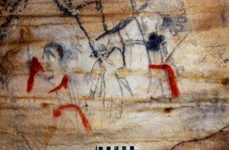 В США продали с торгов пещеру с древними наскальными рисунками