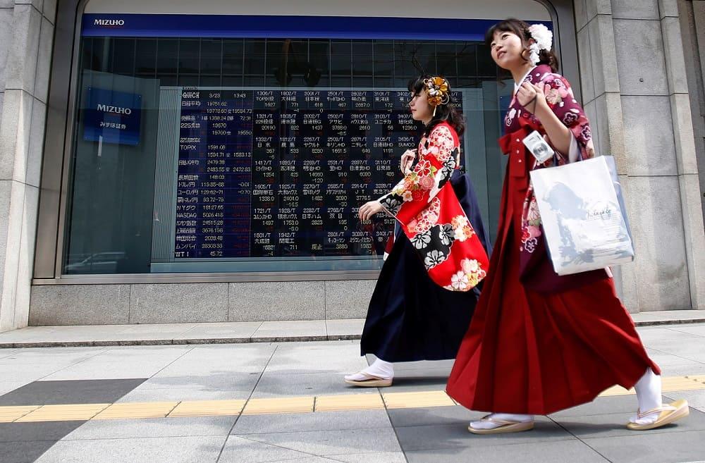 Японским девушкам хакама очень идут / © Yuya Shino Reuters / russiancouncil.ru