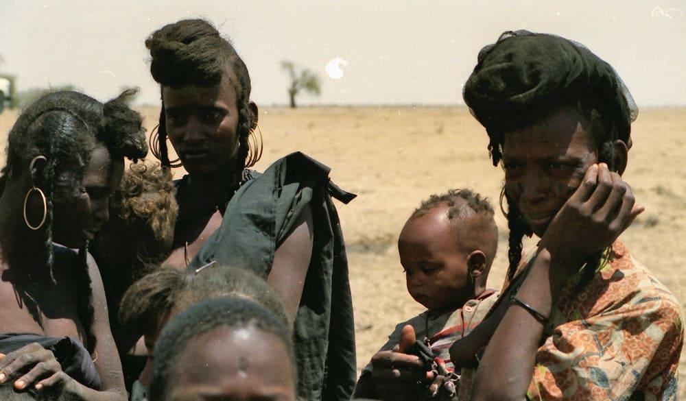 Женщины канури из Чада / alimohammedzanna.wordpress.com