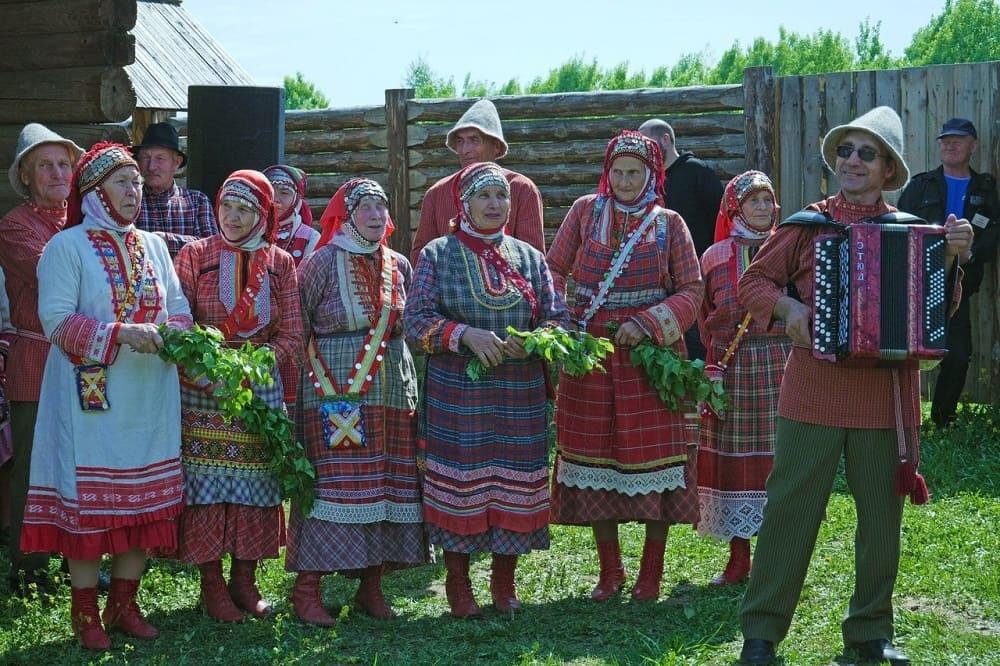 Бесермяне - немногочисленный народ с самобытной культурой / udmddn.ru