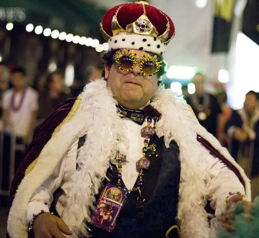 Король Марди Гра / © Nathan Rupert / flickr.com