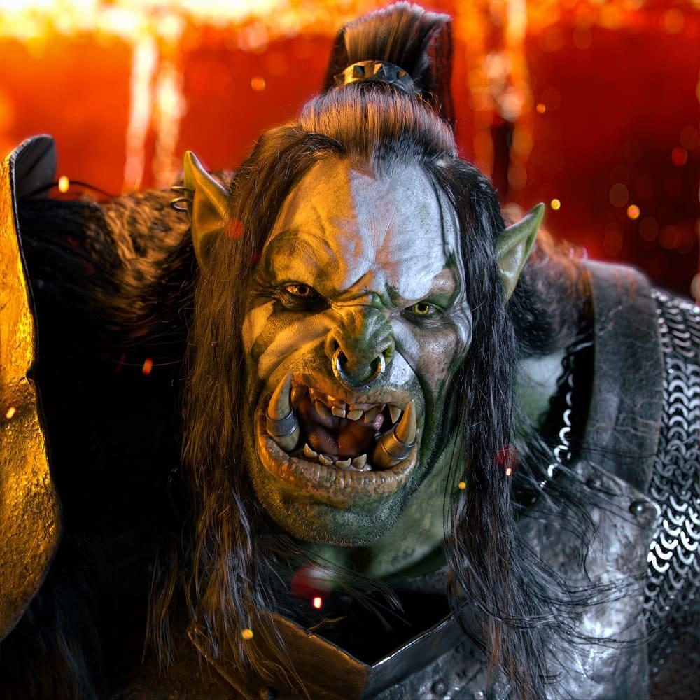 Орки не отличались внешней привлекательностью, были сильными, грозными и агрессивными по отношению к людям / © J Hill / artstation.com