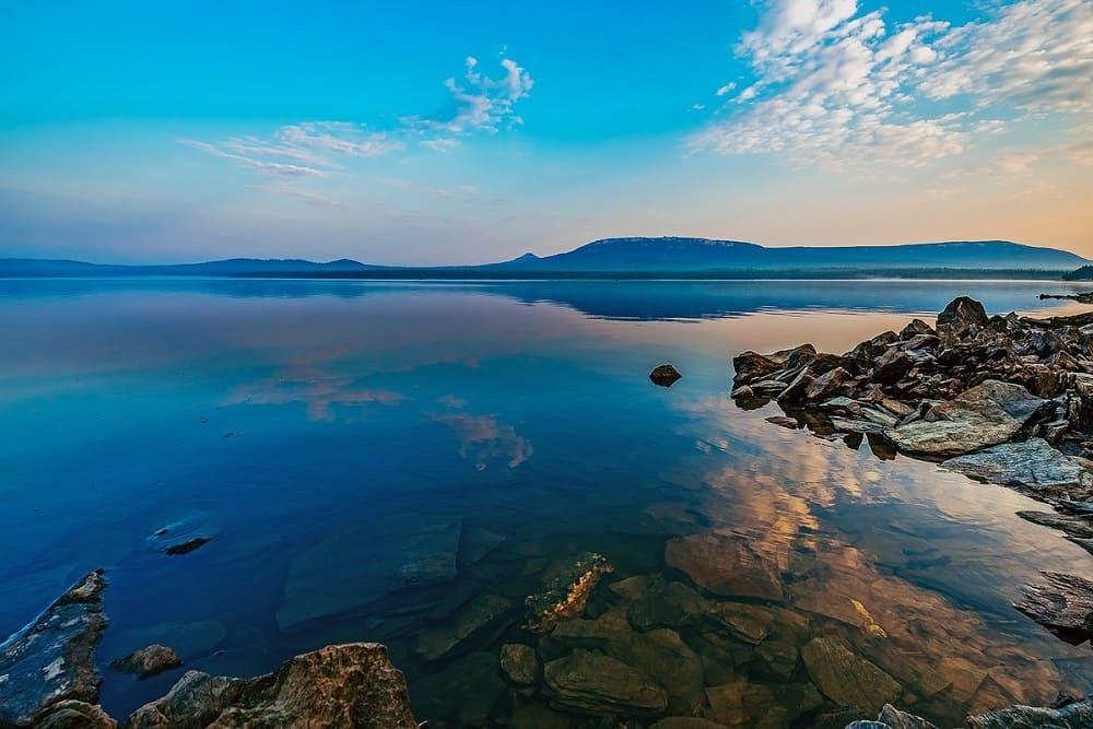 Озеро Зюраткуль / © Максим Усанин / nat-geo.ru