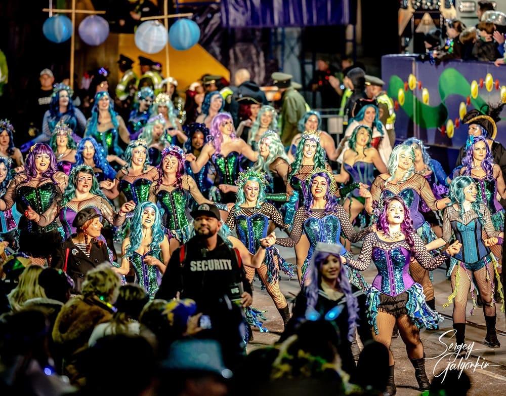 Парад в день Марди Гра в Новом Орлеане / © Sergey Galyonkin / flickr.com