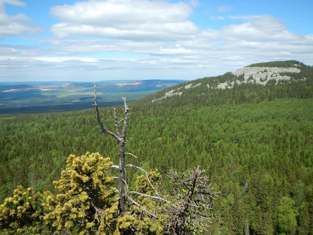 Вид на хребет Сулея / m.nn.ru
